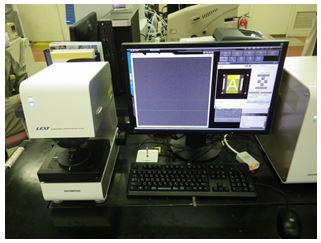 レーザー顕微鏡