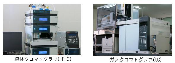 HPLC・GC